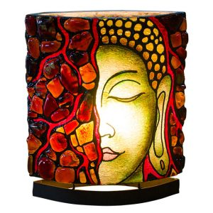 Amber Lamp Mosaics – Intelligent LED